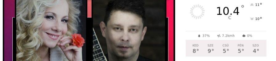 PIAZZOLLA FOREVER – Horgas Eszter és Gabor Amadeus közös koncertje